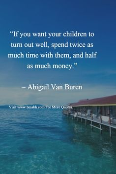 Parenting Quotes Image from www.bmabh.com #Inspirational