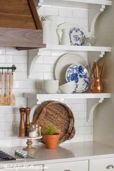 White Kitchen Wooden