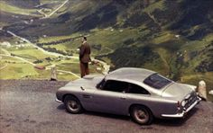 Aston Martin DB5 (Goldfinger)