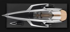 the AUDI trimaran yacht is a graduate project by german designer stefanie behringer made under the supervision of the AUDI concept design in munich, germany.