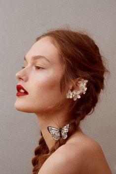 Dasha Maletina by Emily Soto for Marie Claire