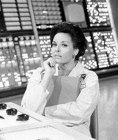 Lee Meriwether as Dr. Ann MacGregor.