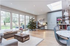 I hope you're all having a wonderfully festive December? It's such a special time of year and I can't wait to spend next week relaxing in the countryside with family and friends. In terms of… View Full Post Kitchen Diner Extension, Open Plan Kitchen, Round Kitchen, Kitchen Ideas, Farrow Ball, Butler, Round House, Kitchen Living, Kitchen Sofa