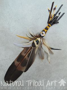Plume spirituelle daim, huppe fasciée, coq et dinde (imitation aigle royal)…