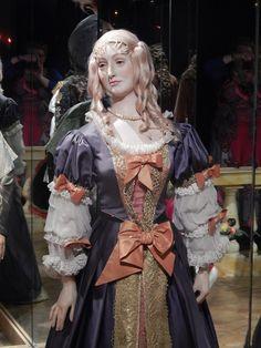 Paris – 9ème journée – Le Musée Grevin – Encore une fois – IIe partie | Louis et Louise de France - Louise de La Vallière