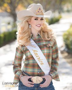 Miss Rodeo Colorado Katherine Merck