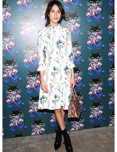Alexa Chung Star Style | ELLE UK