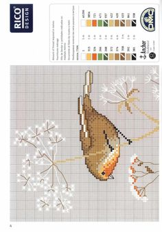 ru / Фото - Rico 100 - on The Cedrus Tiny Cross Stitch, Xmas Cross Stitch, Cross Stitch Borders, Cross Stitch Animals, Cross Stitch Flowers, Cross Stitch Charts, Cross Stitch Designs, Cross Stitching, Cross Stitch Embroidery