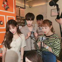Ulzzang Couple, Ulzzang Girl, Drama Korea, Korean Drama, Cute Korean, Korean Girl, Teen Web, Korean Picture, Teen Images