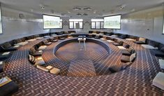 Just Something Different- Meeting Room Idea ( La Arena Chateauform,Madrid)