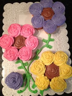 Elyse's birthday cake