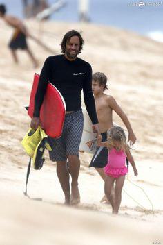 Johnson Family at the Beach