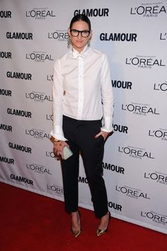 Jenna Lyons at the 2012 Women of the Year ceremony