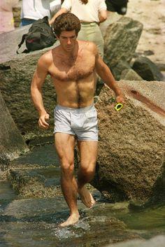 John F. Kennedy Jr., 1988