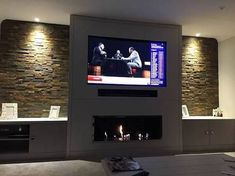 35 Amazing Wall TV Cabinet Designs for Cozy Family Room. 35 Amazing Wall TV Cabinet Designs for Cozy Family Room – Whether you live in a spacious house or live in a small apartment, the living room is a place where you can relax with your family, e…