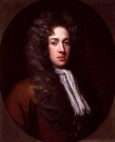 Bainbrigg Buckeridge, 1696 (Michael Dahl) (1659-1743) National Portrait Gallery, London NPG 6521