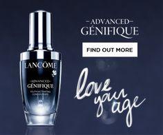 Lancome #LoveYourAge