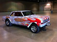 1963 Chevrolet Nova gasser - Chevrolet Wallpaper ID 809560 - Desktop Nexus Cars Chevrolet Nova, Chevy Nova, Chevrolet Cruze, Chevrolet Wallpaper, Chevrolet Captiva, Classic Hot Rod, Custom Hot Wheels, Plastic Model Cars, Chevy Muscle Cars