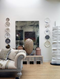 Royal College of Art-trained textile artist specialising in bespoke embroidered fabrics for interior products. Hotels And Resorts, Best Hotels, Royal College Of Art, Beautiful Homes, Entryway Tables, Master Bedroom, Living Spaces, Colours, Cabinet