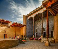 UNUTULMUŞ BİR MASAL KENTİ ''HİVA'' (Özbekistan) ~ İPEK YOLU