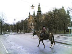 Stockholm - Pippi Longstocking undercover