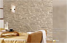MSD Steinpaneele – Bildergalerie Steinpaneele in Gastronomie, Ladenbau, Fassaden, Rundbau, Gewölbe, Ausstellung, Messen