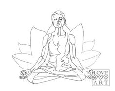 You will receive an archival art print of my original line drawing. The watermark will not appear on your print, and I will sign each one by hand.  Your print will be packaged in an archival plastic sleeve and shipped in a sturdy cardboard mailer.  At first, many yoga poses seem simple, but as you become more aware of your body and your breath, you realize that what first seemed like a simple pose can be a powerful way to engage your muscles, mind, and spirit. In this artwork, I tried to…