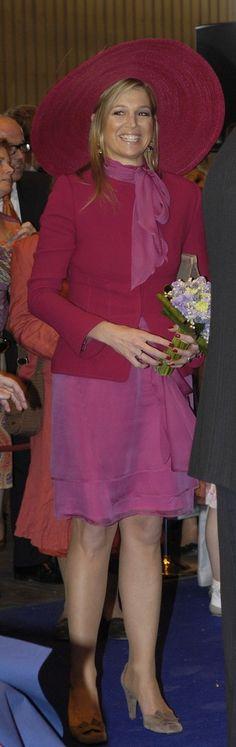 Koningin Máxima houdt toespraak bij G20 conferentie over inclusieve financiering in Wiesbaden   ModekoninginMaxima.nl