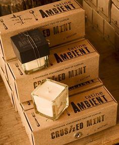 candle boxes tatine