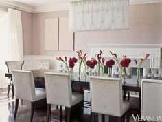 Luxury Home Interior Design – Jennifer Lopez Art Deco Home | Interior Design Files