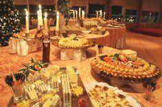 Buffet cena di Gala Ristorante Luna Rossa #loano2village