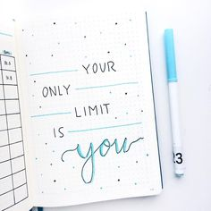 Cool Calligraphy Quotes & Sayings to Hone Your Bullet Journal Lettering Skills - The Thrifty Kiwi Bullet Journal Travel, Bullet Journal Quotes, Bullet Journal 2020, Bullet Journal Lettering Ideas, Bullet Journal Notebook, Bullet Journal Aesthetic, Bullet Journal Ideas Pages, Bullet Journal Inspiration, Journal Pages
