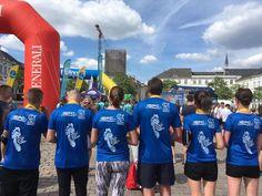 ISPC-Océan Marée neemt deel aan de Stadsloop Gent
