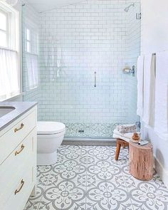 Moroccan tile bathroom. … | Pinteres…