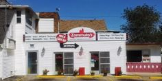 Zammuto's! Home of Rockford's original granita since 1925! They are sooo good!