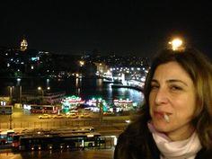 Istanbul bright lights