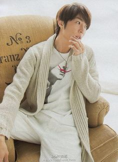 相葉くん My Sunshine, Men Sweater, Pullover, Guys, Sweaters, Green, Japan, Fashion, Moda