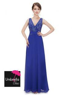 efddd8e34 Las 34 mejores imágenes de Vestidos de Noche Umbrella Chic ...