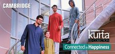Men & kids Latest And Amazing Eid Dress Collection Of 2013 By Cambridge. Cambridge showed this dress collection at second last day of ramadan kareem. This men dress collection is very important for men and kids for eid. This is very famous festival of pakistan. Eid is celebrates in all countries of world. This festival belong to islams. Islamic men likes important dresses for wear on this day. This men & kids dress collection for eid.
