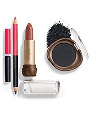 Presente Natura Aquarela - Sombra + Batom + Lápis para Olhos + Embalagem