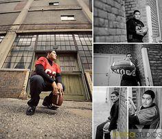 Love these guy poses.  {boka studios} #Senior #Portrait