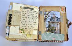 paris journal by MaryAnn Moss (Dispatch from LA)