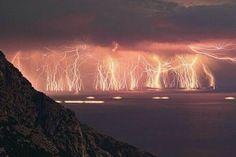 Venezuela's Catatumbo Lightning.