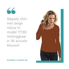 Dit is het viscose basis shirt met lange mouwen. Dit Caramel Slippely shirt is gemaakt van 93% viscose en 7% elastan. Viscose draagt net zo prettig als katoen terwijl de stof zachter en soepeler is en zijdeachtig aanvoelt.  #slippely #slippelyshirt #slippelyshirtonline #onlineslippely #onlineslippelyshirt #mbstylingslippely #mbstyling #slippely-shirt #damesshirt #webshopslippelyshirt Net, Women, Fashion, Moda, Fashion Styles, Fashion Illustrations, Woman