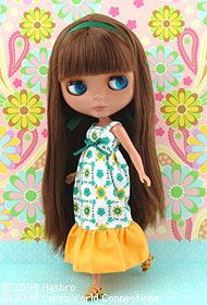 "Prima Dolly "" Heather Sky """