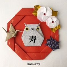 Find out about Origami Paper Folding Origami Cards, Origami Paper Art, Paper Crafts, Origami Ideas, Origami Wreath, Origami Star Box, Origami Mouse, Origami Fish, Origami Modular
