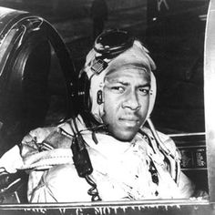 Jesse LeRoy Brown was the first African-American aviator in the United States Navy, a recipient of the Distinguished Flying Cross, and the first African-American naval officer killed in the Korean War.