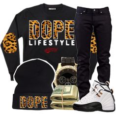 Dope Lifestyle, created by princeton-143-wif on Polyvore