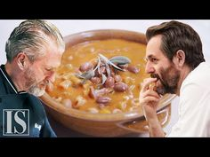 Pasta e fagioli (Italian Bean Soup): original vs. Italian Bean Soup, Italian Beans, Bean Soup Recipes, Pasta Recipes, Fun Recipes, Pasta E Fagioli, Beautiful Soup, Yummy Eats, Soups And Stews