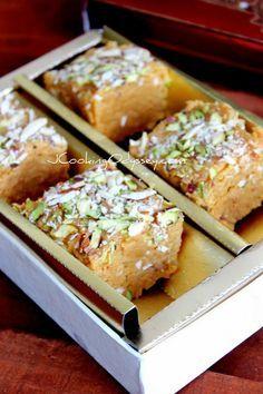 Jagruti's Cooking Odyssey: Malai Dodha Barfi / Barfee - Doodh or Mawa Barfi…